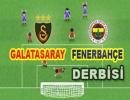 Fenerbahçe - Galatasaray Derbisi