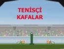 Tenisçi Kafalar